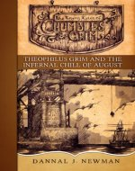 Theophilus Grim and the Infernal Chill of August - Book Cover