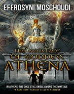 The Necklace of Goddess Athena - Book Cover