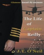 The Life of Captain Reilly - Book Cover