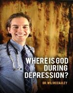 Where Is God During Depression? - Book Cover