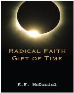 Radical Faith: Gift of Time - Book Cover