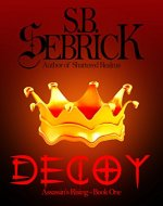 Decoy (Assassin's Rising Book 1) - Book Cover