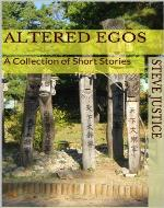 Altered Egos: A Collection of Short Stories - Book Cover