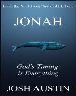 Jonah: God's Timing is Everything - Book Cover