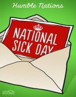 National Sick Day - Book Cover