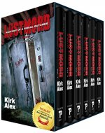 Lustmord: Anatomy of a Serial Butcher: The Complete Series/Boxed Set - Book Cover