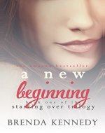 A New Beginning (Starting Over Trilogy Book 1) - Book Cover