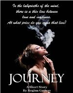 Journey: A Short Story (The Lost Writing Series) - Book Cover