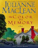The Color of a Memory (The Color of Heaven Series) - Book Cover