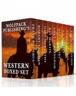 Wolfpack Publishing's Western Boxed Set - Book Cover