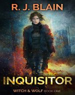 Inquisitor (Witch & Wolf Book 1) - Book Cover