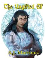 The Ungifted Elf. - Book Cover