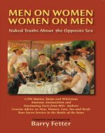 Men on Women / Women on Men: Naked Truths About the Opposite Sex - Book Cover