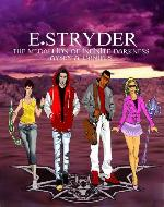 E. Stryder: The medallion of Infinite darkness (Volume 1) - Book Cover