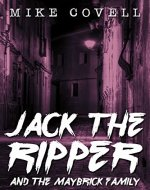 Jack The Ripper and the Maybrick Family - Book Cover