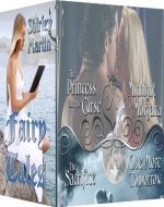 Fairy Tales (Boxed Set -Books 1 to 4) - Book Cover
