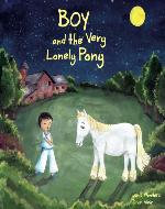 Boy and the Very Lonely Pony - Book Cover