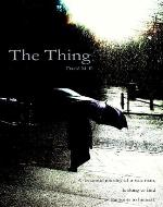 The Thing - Book Cover