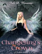 Changeling's Crown: A Fairy Tale Romance - Book Cover