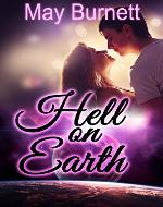 Hell on Earth (Children of New Olympus Book 3) - Book Cover