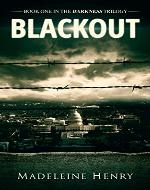 Blackout (Darkness Trilogy Book 1) - Book Cover