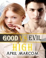 Good Vs. Evil High - Book Cover