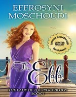 The Ebb (book 1): A Greek summer beach read set on the island of Corfu (The Lady of the Pier trilogy) - Book Cover