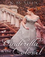 Cinderella and the Colonel (Timeless Fairy Tales Book 3) - Book Cover