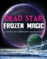 Dead Star: Frozen Magic - Book Cover