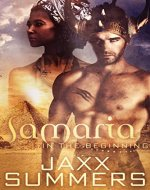 Samaria - In the Beginning: Preview - Book Cover