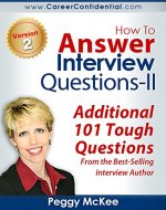 How To Answer Interview Questions (II) - Book Cover