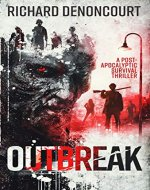 Outbreak: A Survival Horror Thriller - Book Cover