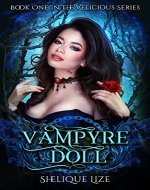Vampyre Doll: Book One In The Velicious Series - Book Cover
