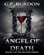 Angel of Death: (Reaper Series, Book 1) - Book Cover