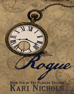 Rogue (The Plagued Trilogy Book 1) - Book Cover