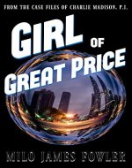 Girl of Great Price - Book Cover