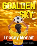 Goalden Sky - Book Cover