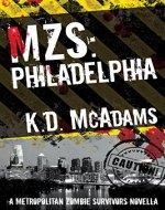 MZS: Philadelphia - Book Cover
