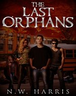 The Last Orphans - Book Cover