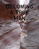 Becoming a True Man - Book Cover