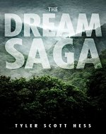 The Dream Saga, Books 1-3: The Dream, The Vision, The Nightmare - Book Cover