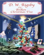 The Broken Christmas Tree - Book Cover