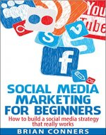 Social Media Marketing for Beginners: How to build a social media strategy that really works (Social Media Marketing, Facebook, Twitter, YouTube, Linkedin, Instagram, Tumblr, internet marketing) - Book Cover