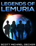 Legends of Lemuria - Book Cover