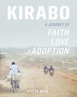 Kirabo: A Journey of Faith, Love and Adoption - Book Cover