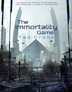 The Immortality Game - Book Cover