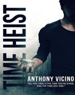 Time Heist - Book Cover