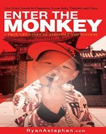 Enter the Monkey - Book Cover