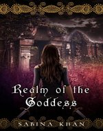 Realm of the Goddess - Book Cover