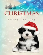 Lucky's Christmas - Book Cover
